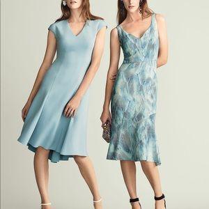 Elie Tahari Moriah Dress Light Blue Size 2